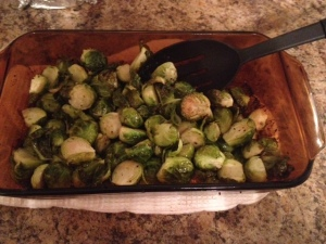 Finished Sprouts