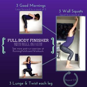 Full Body Finisher