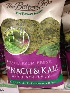 Spinach & Kale The Better Chip