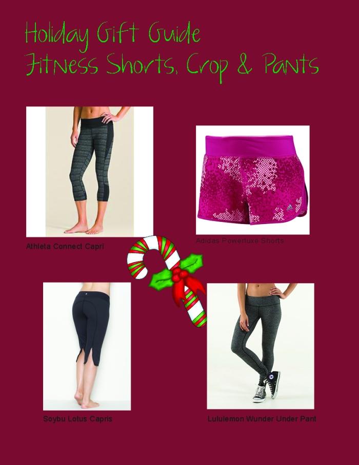 Holiday Shorts, Crops and Pant