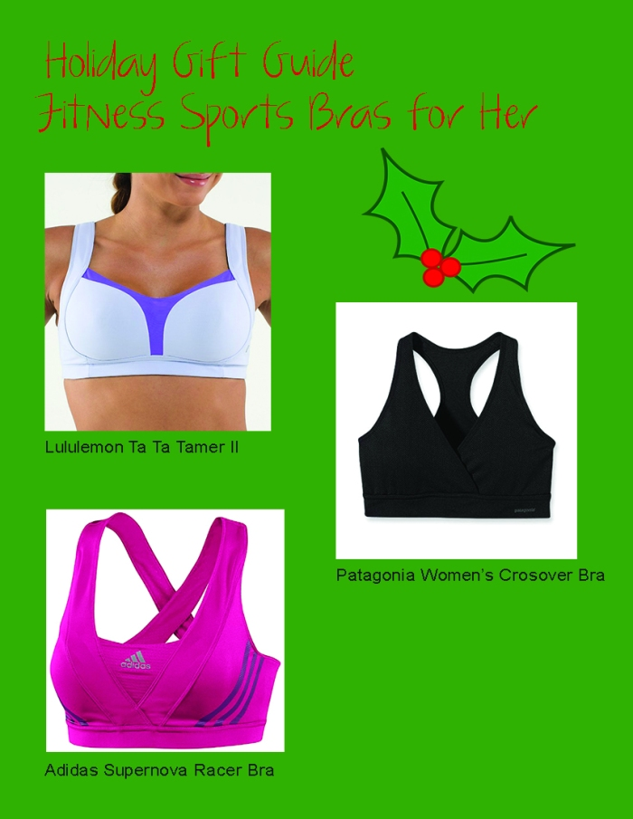 Holiday Sports Bras