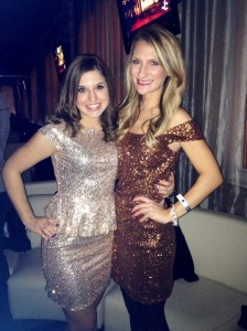 NYE sparkle dresses