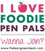 Foodie PenPals