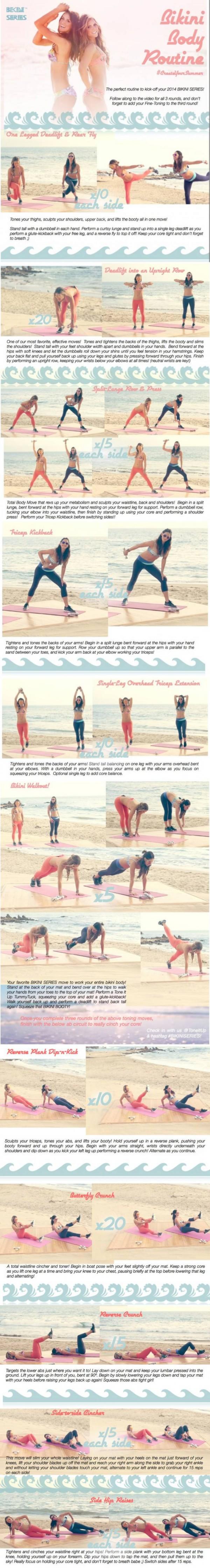 TIU Bikini Body Workout