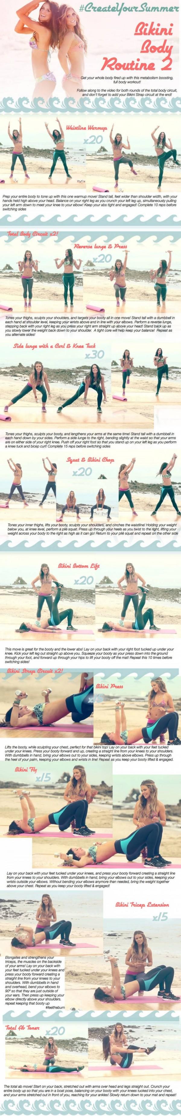 Bikini Body 2 Work Out