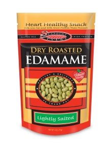 SPF Dry Roasted Edamame Lightly Salted 711575102005